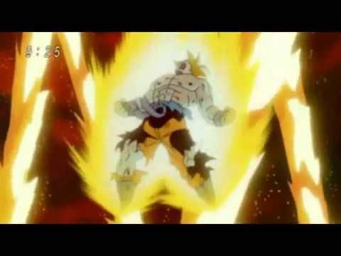 Goku Grita -