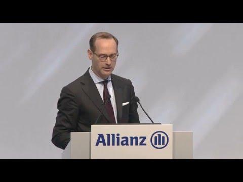 Hauptversammlung 2016 der Allianz SE