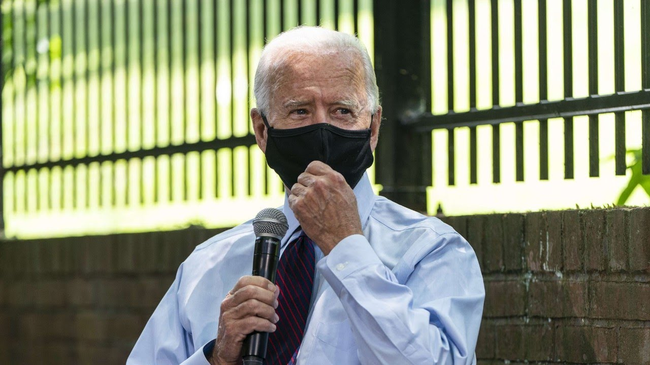 There are 'strong whispers in Washington DC' of Joe Biden's cognitive decline