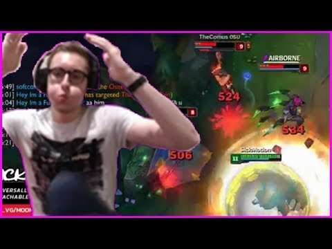"""TSM Bjergsen: """"Doublelift is S**t and Zven Will Wreck Him"""" - Best of LoL Streams #248"""