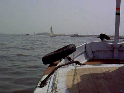 Karachi Port Kemari Jetty Harbour Bhit Island Manora