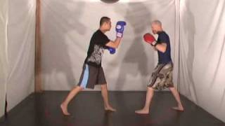 Advanced Boxing Drills- Jab Counter Combo 1232