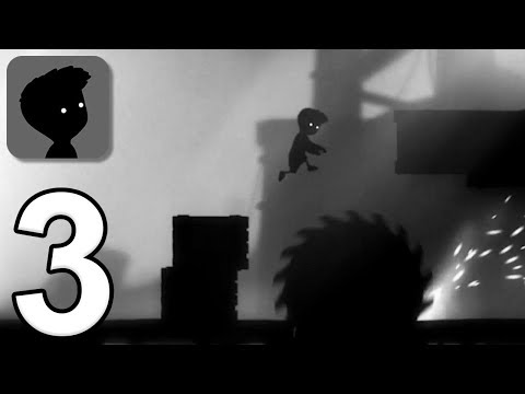 LIMBO - Gameplay Walkthrough Part 3 (iOS, Android)