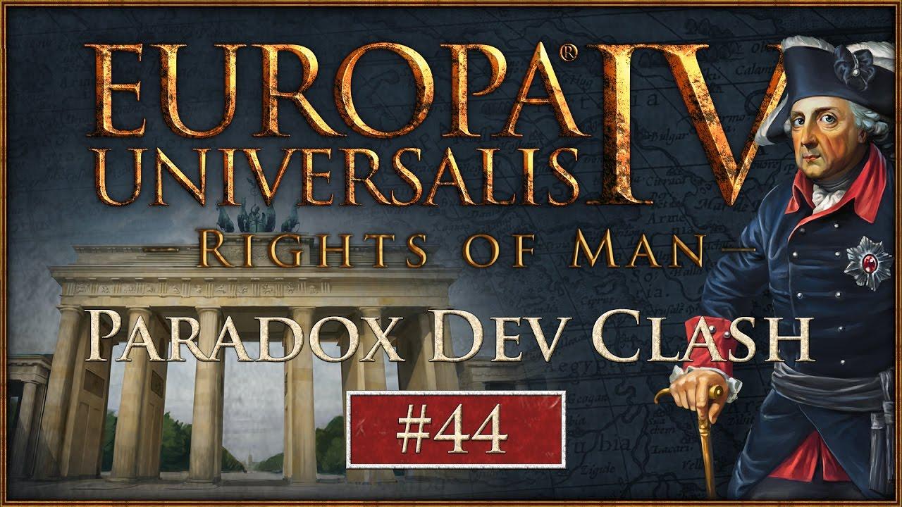 EUIV - RoM - Paradox Dev Clash - Episode #44 - YouTube