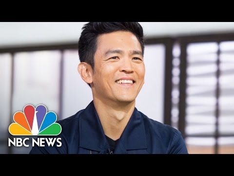John Cho: Diversity Happens Naturally As Long As We Produce The Stories We Want To Tell  NBC