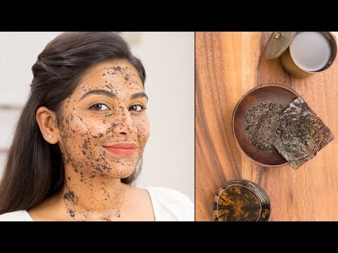 DIY Seaweed Facial Mask For Blackhead Removal And Skin Brightening | Japanese Beauty Secrets