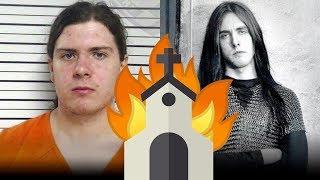 Fan de Black Metal incendia Iglesias nuevamente | el nuevo Varg Vikernes del 2019
