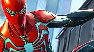 SPIDERMAN PS4 New VELOCITY Suit Gameplay Trailer (2018)