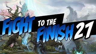 Dota 2 Fight to the Finish - Ep. 27