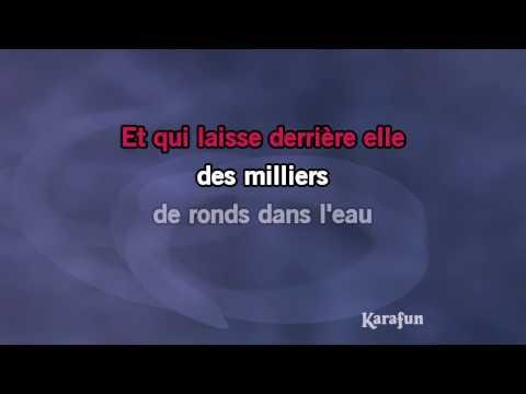 Karaoké Les moulins de mon coeur - Vigon Bamy Jay *