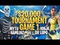 Download TSM Myth - MYTH & HAMLINZ VS NINJA & DR LUPO!!! (GAME 1) | (Fortnite BR Full Match)