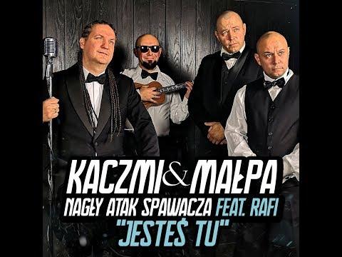 Jesteś tu - Kaczmi & Małpa feat. Rafi (prod. Tas One)