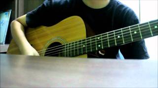 T-ara - Cry Cry (fingerstyle/solo guitar cover)