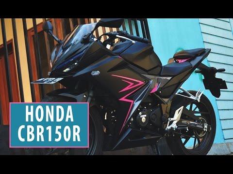 Modifikasi Terbaru ! Galeri All New Honda CBR150R #4