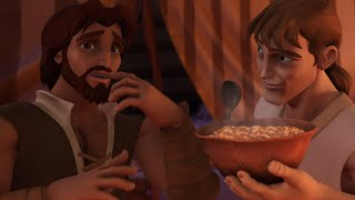Superbook - Episode 3 - Jacob And Esau - Full Episode (Official HD)