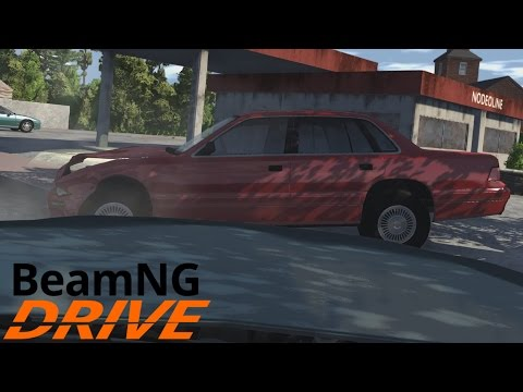 BeamNG.drive - Dashcam Crash Compilation (Real Voices)