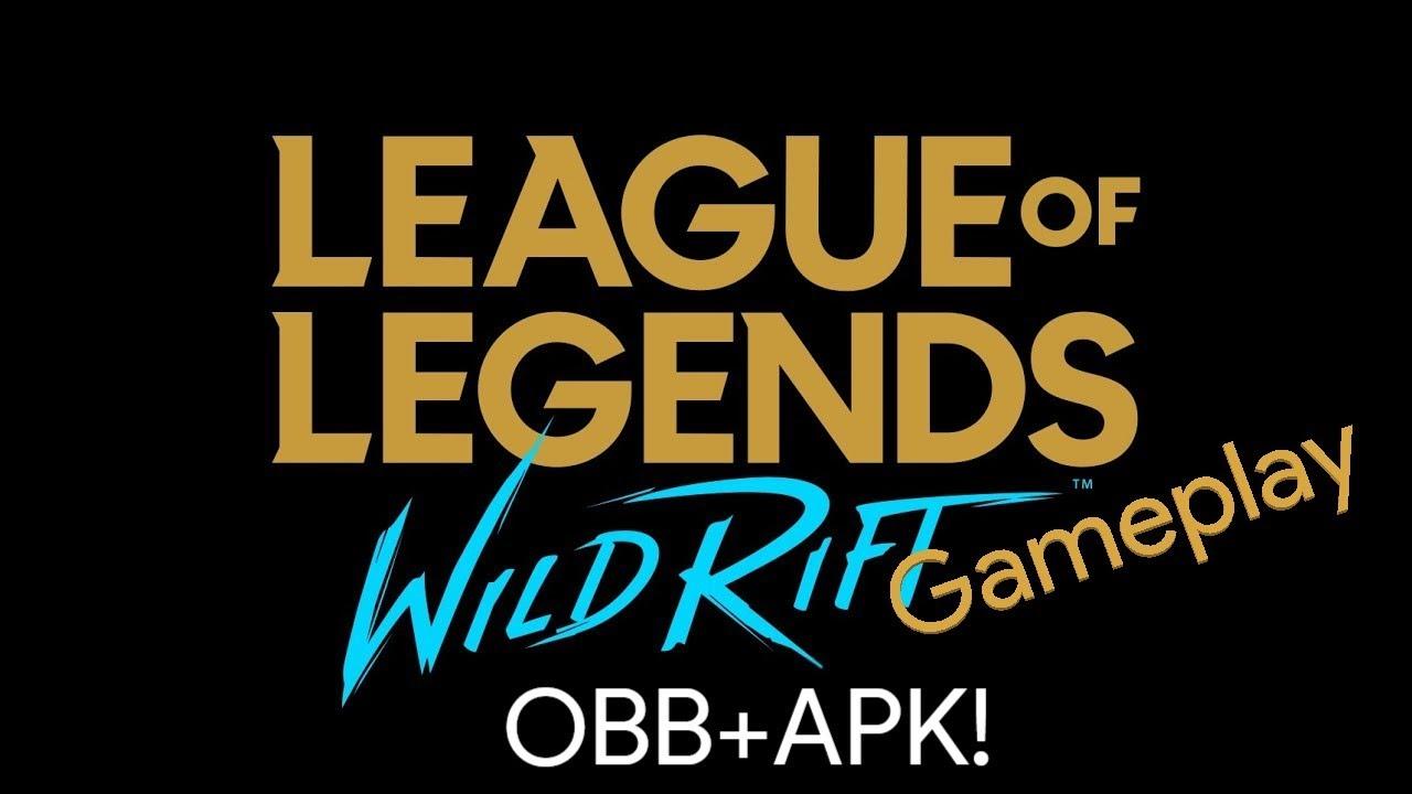 League Of Legends Apk And Obb