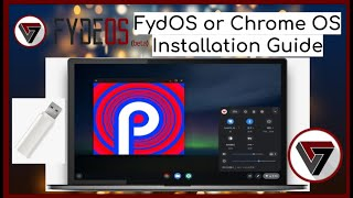 Chrome OS or FYDEOS with Android 9 Support for Laptop Complete Installation Guide | TECHNICAL MIRZA