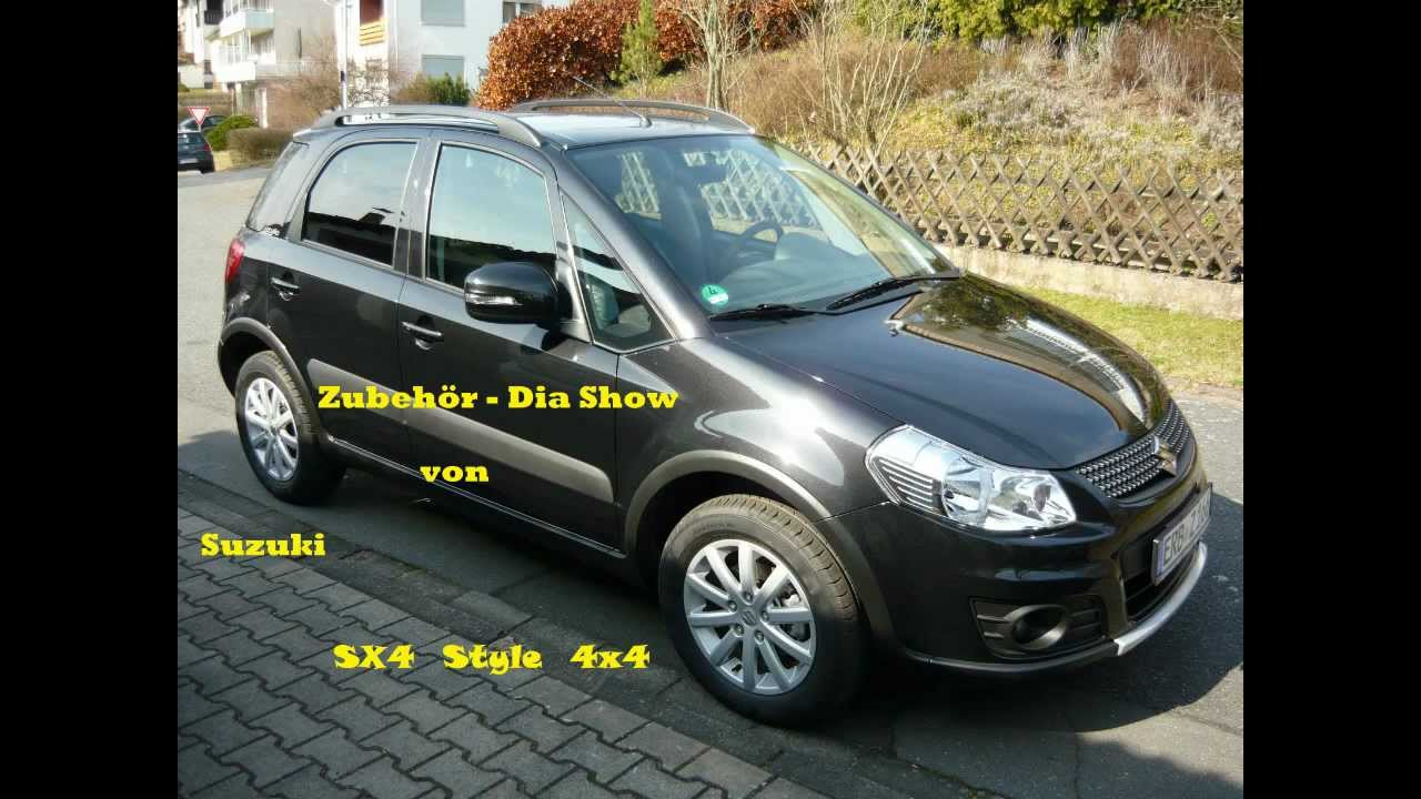 Ladekantenschutz-Folie für Suzuki SX4//Fiat Sedici