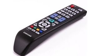 Opening a Samsung TV remote controller / Разбор изогнутого пульта Samsung