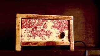 Small Music Box Speakers - Salvage Audio - Handmade Home Audio