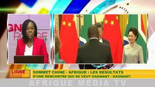 LIGNE ROUGE DU 04 09 2018: SOMMET CHINE-AFRIQUE UNE RENCONTRE GAGNANT-GAGNANT
