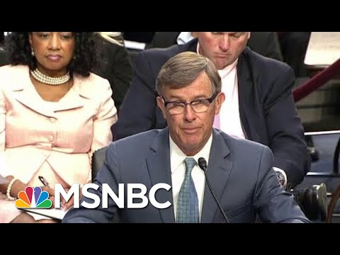 Acting-DNI Joseph Maguire Defies Law To Hold Whistleblower Report | Rachel Maddow | MSNBC