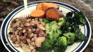Vegetarian Bodybuilding Meal
