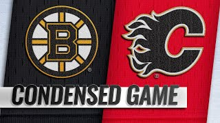 10/17/18 Condensed Game: Bruins @ Flames