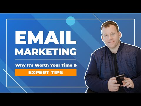 Email Marketing: Why It's Worth Your Time + Tactics