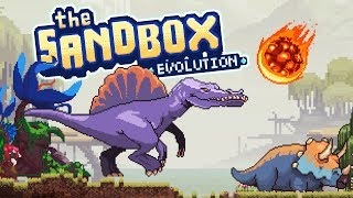 AWESOME NEW DINOSAURS and NATURAL DISASTERS! - Let