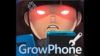 그루폰(Grow Phone) - 폰 키우기 Ver. 2