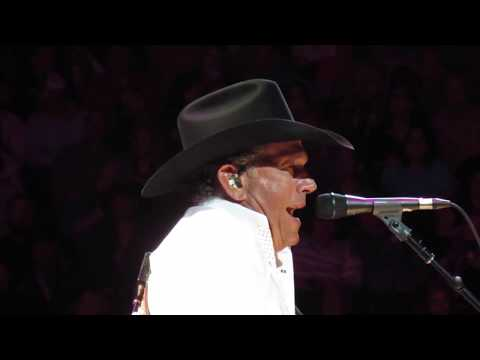 George Strait - Wrapped/FEB 2nd 2018/Las Vegas, NV/T-Mobile Arena
