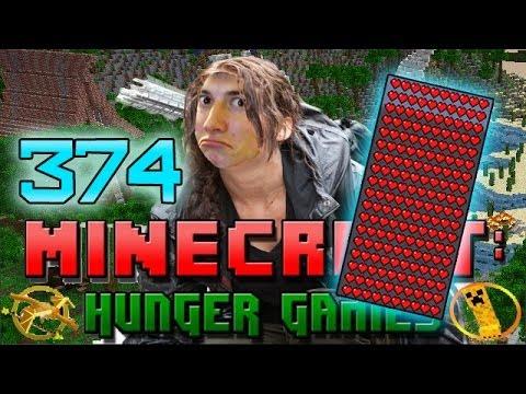 Minecraft: Hunger Games w/Mitch! Game 374 - Unlimited Health Hacker!