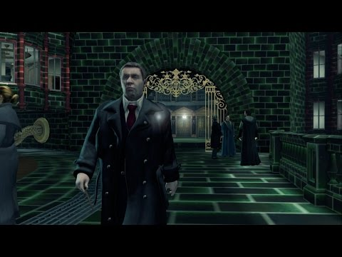 Harry Potter and the Deathly Hallows Part 1 Walkthrough #8 The Ministry of Magic