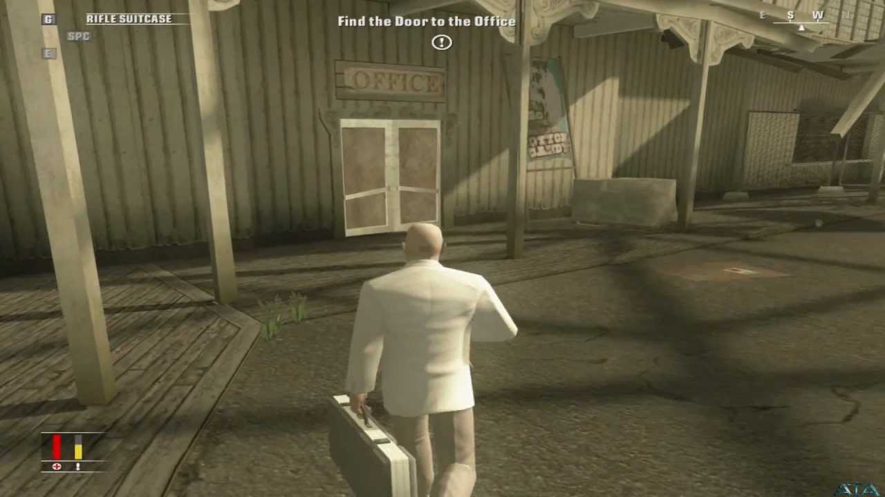 Hitman Blood Money Mission 1 Death Of A Showman Youtube