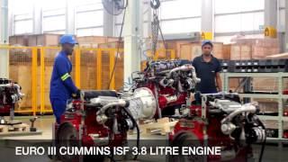 FAW 8 140 FL Launch
