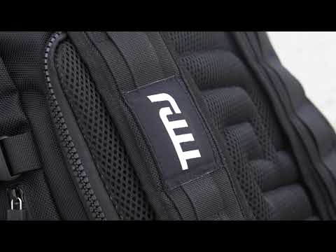 TMJ Apparel QRTR Backpack Available Now!