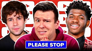 WOW! What Lil Nas X Exposed, Montero, Satan Shoes, David Dobrik Update, Derek Chauvin Trial News, &