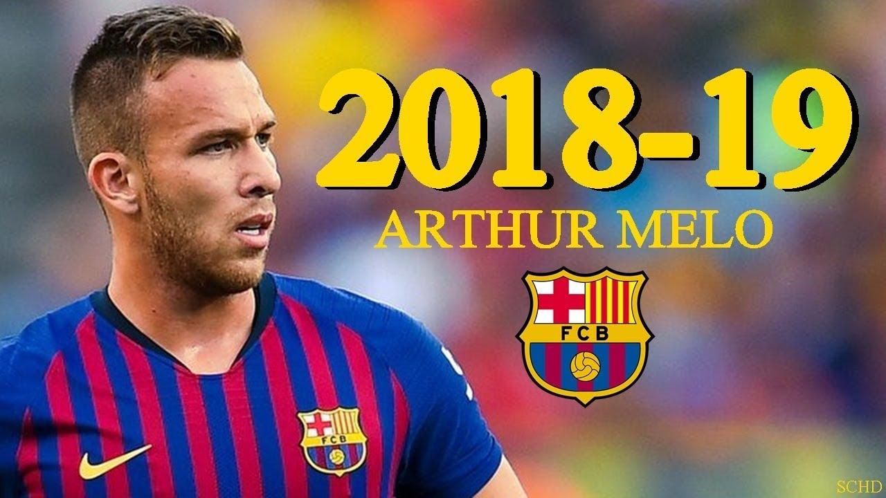 Download Arthur Melo 2018/2019 - Goals & Skills | HD