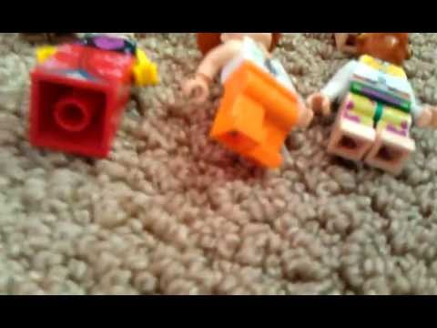The Lego Movie deleted scene