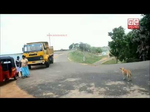 Dangerous bend near Hurulu Wewa in dire need of fence