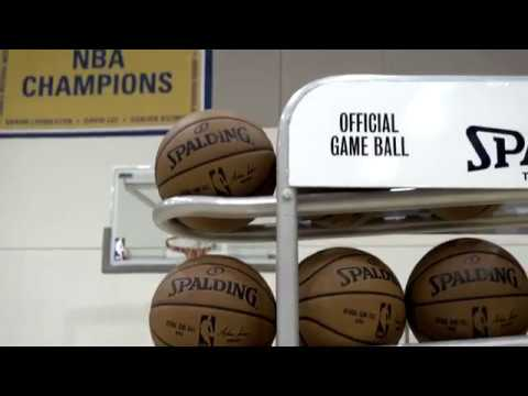 Behind Every Bucket: How the Official NBA Basketball Becomes Game Ready