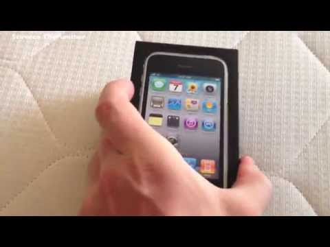 Apple iPhone 3GS Unboxing