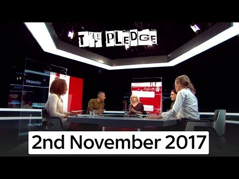 The Pledge   2nd November 2017