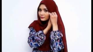 Halfmoon Shawl Tutorial by Anggun Zara - Adele