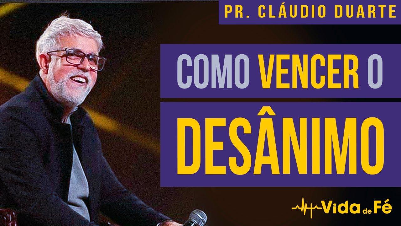 Cláudio Duarte - Como VENCER o DESÂNIMO (TENTE NÃO RIR) | Vida de Fé