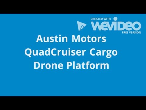 austinmotors quadcruiser platform video 1