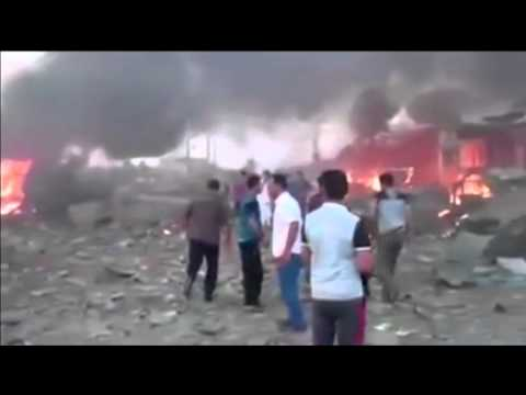 Iraq Suicide Bombing: IS car bomb kills more than 100 outside of capital
