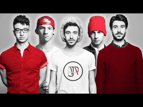 Twenty One Pilots Vs AJR  Weak Dirty Soul Mashup